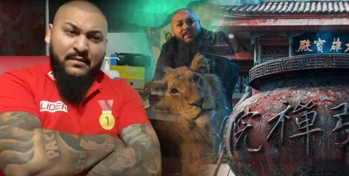 """EXCLUSIV / Dani Mocanu și """"mafia leilor"""" din România / Filiera chineză"""