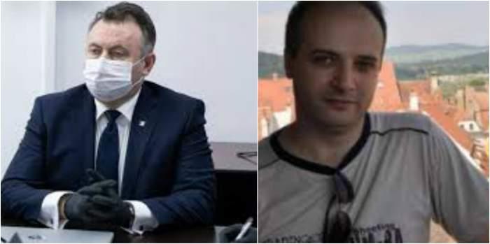 Colaj foto cu Nelu Tătaru și Cătălin Denciu