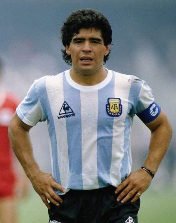 Viața personalădezastruoasăa lui Diego Maradona. Acuzații de viol și 8 copii nelegitimi