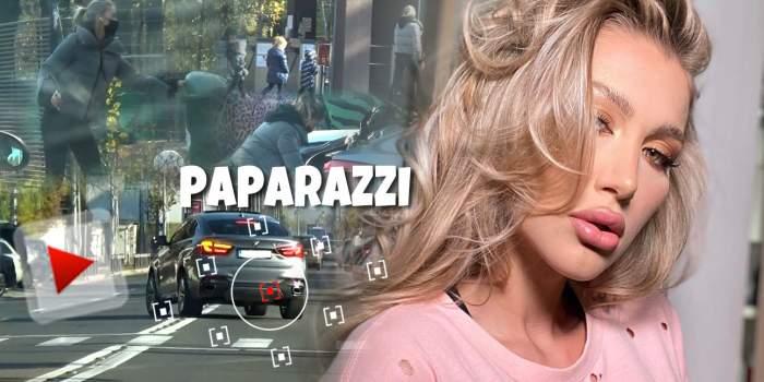 Ioana Marcu, o mamă model, dar nu și o șoferiță pe măsură! Iubita lui Marica ține cont de regulile de bun simț, lucru care nu se aplică deloc atunci când vine vorba de cele din trafic / PAPARAZZI