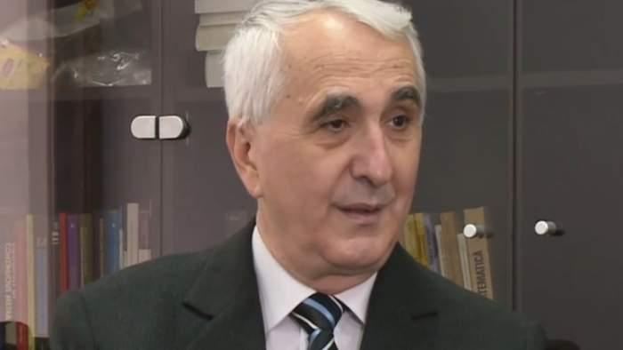Profesorul Vicențiu Rădulescu