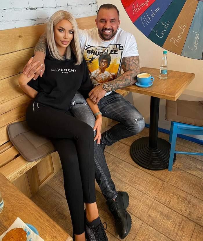 Alex Bodi și Bianca Drăgușanu.