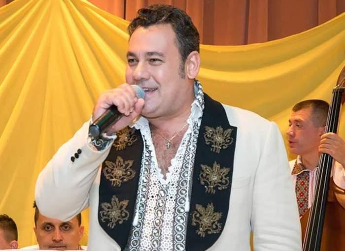 Ionuț Dolănescu, confirmat cu coronavirus! Cum se simte cântărețul de muzică populară!