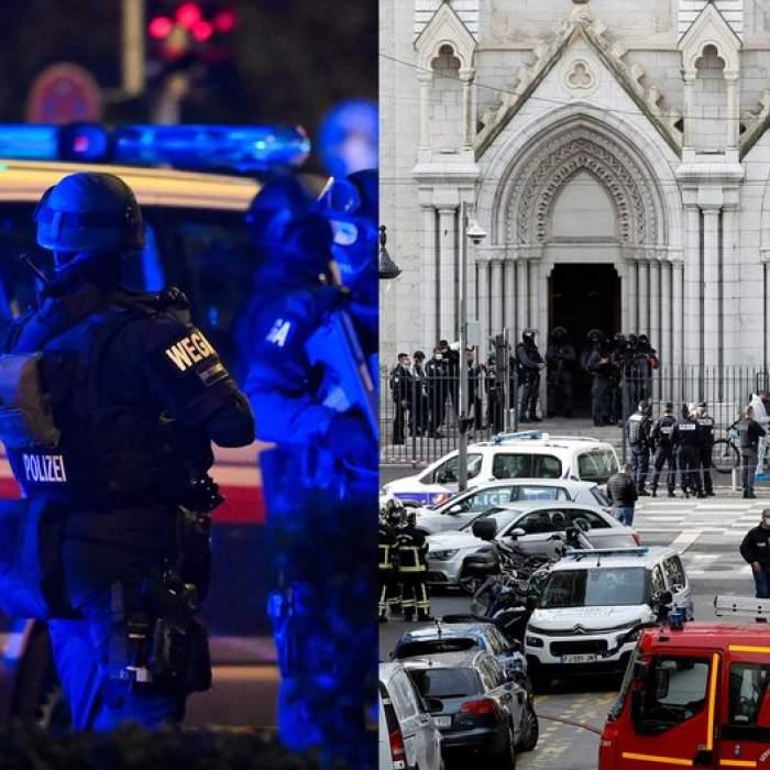 """Mesajul SRI, după atentatul de la Viena. """"România nu se poate considera la adăpost de asemenea riscuri"""""""