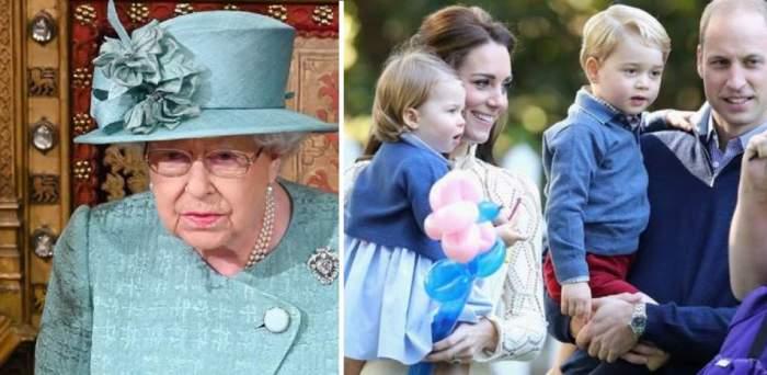 Prințul Wiliam și familia lui ar putea să nu fie invitați la masa de Crăciun a Casei Regale