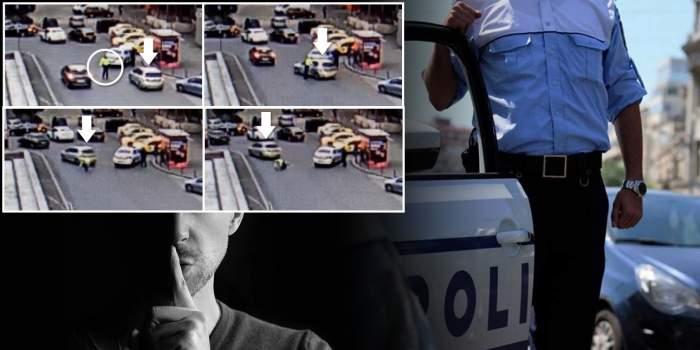 EXCLUSIV / Decizie șocantă în cazul consilierului de la Guvern care a încercat să omoare un polițist, lovindu-l cu mașina / Dictatura procurorilor
