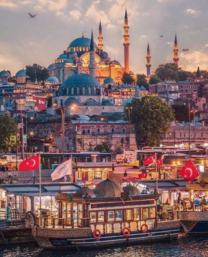 Când va introduce Turcia carantina totală. Noile măsuri, anunțate de preşedintele Erdogan