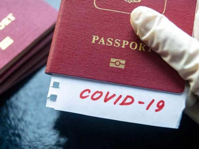 Călătoriile cu avionul, posibile doar pe baza unui pașaport Covid! Cum se vor mai putea efectua transporturile aeriene