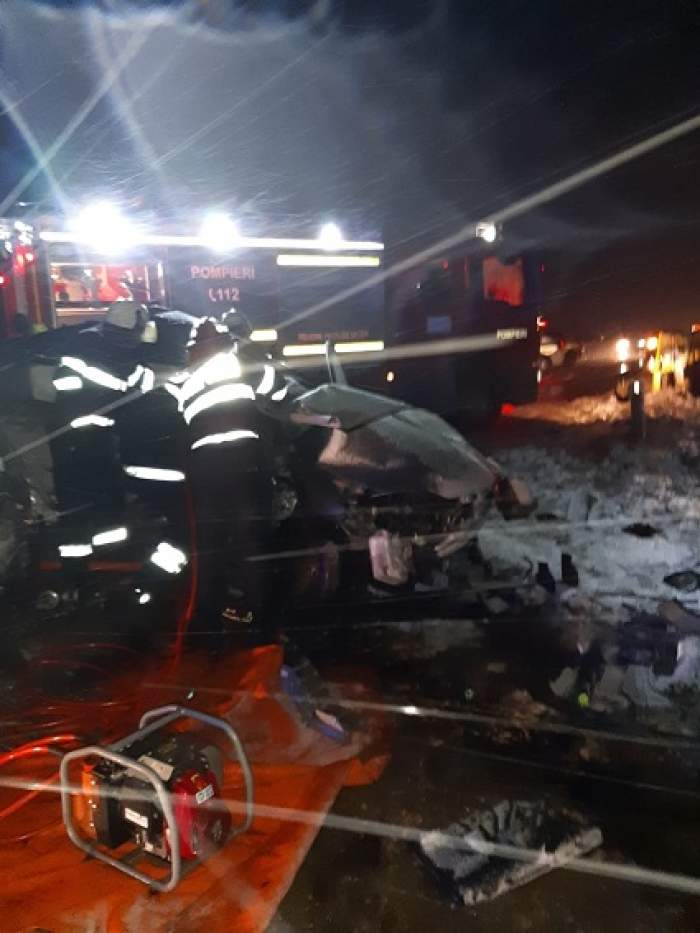 Accident grav într-o localitate din Constanța. Un tânăr de doar 29 de ani a murit pe loc