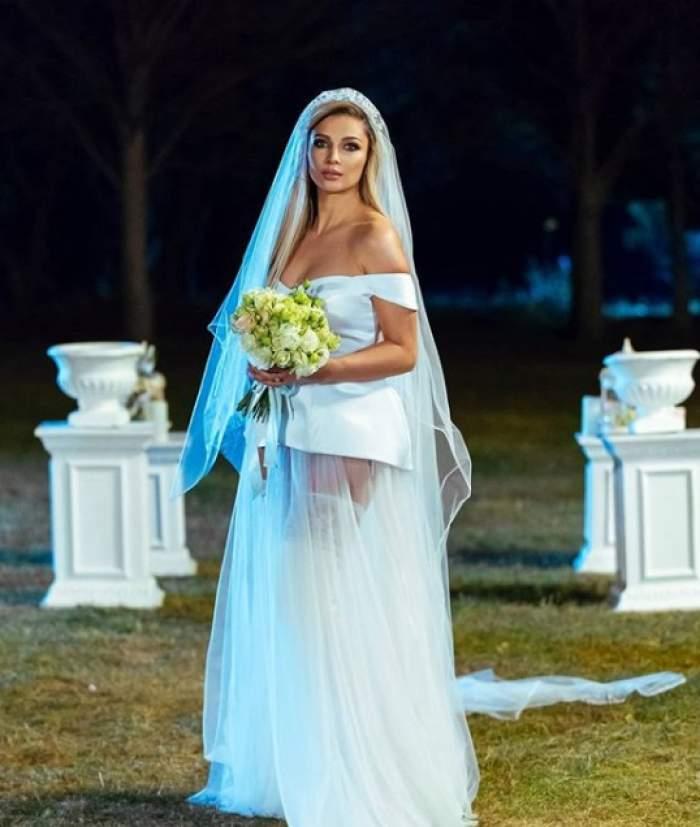 """Lora a îmbrăcat rochia de mireasă pentru a doua oară! Anunțul făcut în urmă cu puțin timp! """"Mulțumesc pentru iubire"""""""