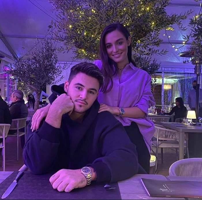 Cum a început relația dintre Alexia Eram și Mario Fresh