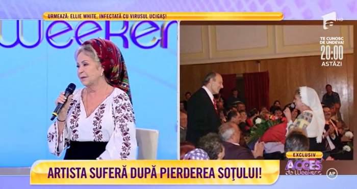 """Mioara Velicu și-a pregătit locul de veci! Din ce motiv cutremurător vrea artista să plece dintre cei vii: """"Mormântul meu e din marmură"""" / VIDEO"""