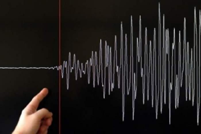 Cutremur în urmp cu puțin timp în România! Seismul s-a produs în județul Vrancea. Ce magnitudine a avut