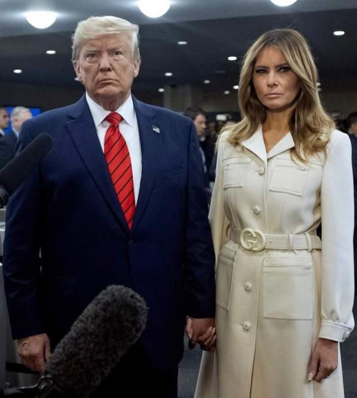 Motivele pentru care toatălumea crede căMelania Trump va divorța de Donald Trump