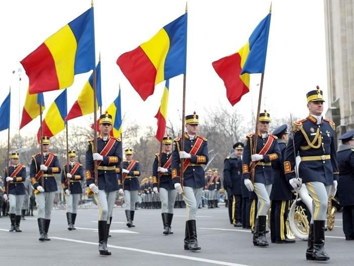 Parada miltară de 1 Decembrie