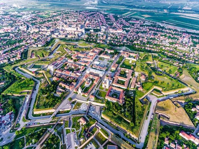 Orașul Alba Iulia