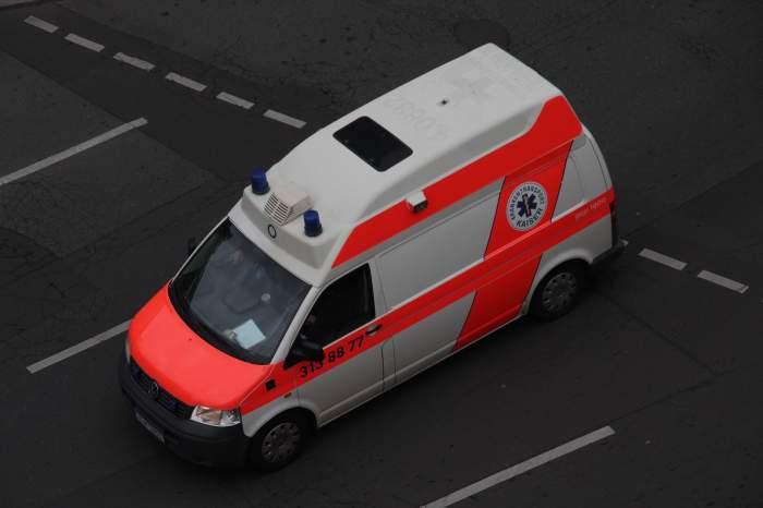 Ambulanță din Germania