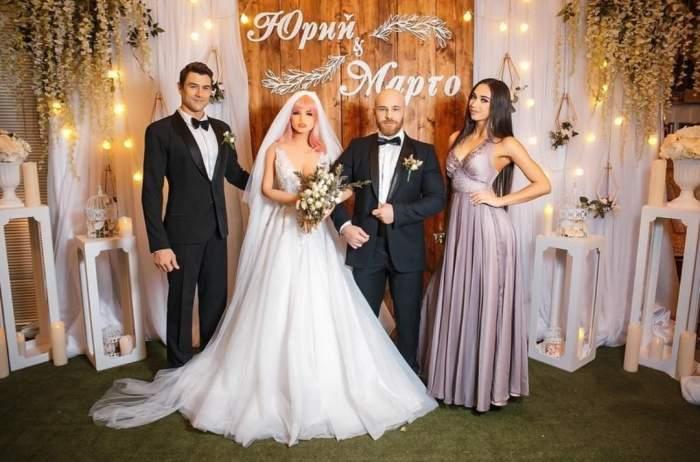 """Nuntă incredibilă între un sportiv rus și...o păpușă gonflabilă! """"S-a întâmplat și va continua"""" / VIDEO"""