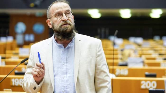 Jozsef Szajer în Parlamentul european