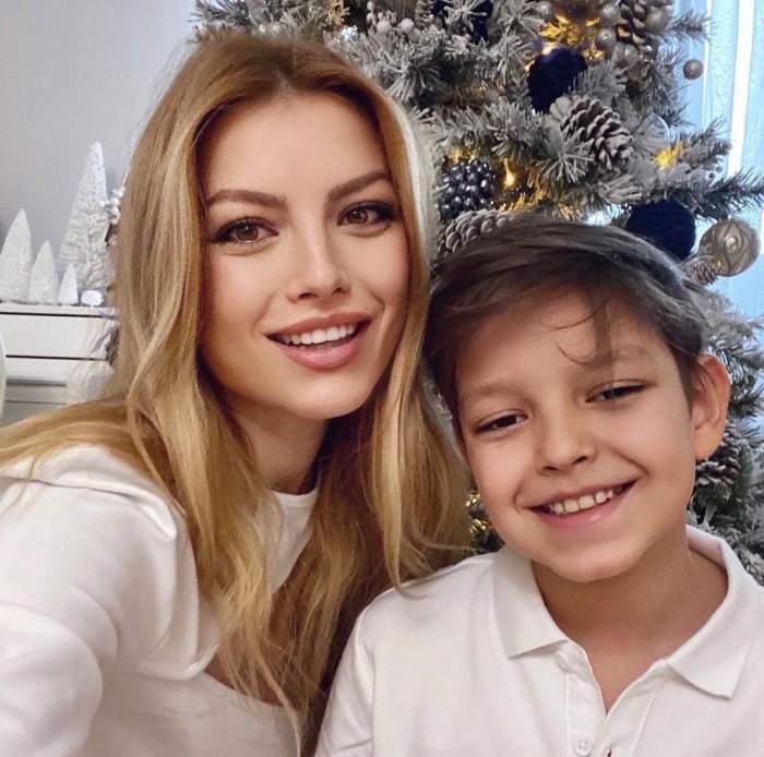 """Ce mare a crescut băiețelul Elenei Gheorghe. Câți ani împlinește astăzi Nicholas. """"Medicii nu îmi dădeau șanse să devin mamă"""" / FOTO"""