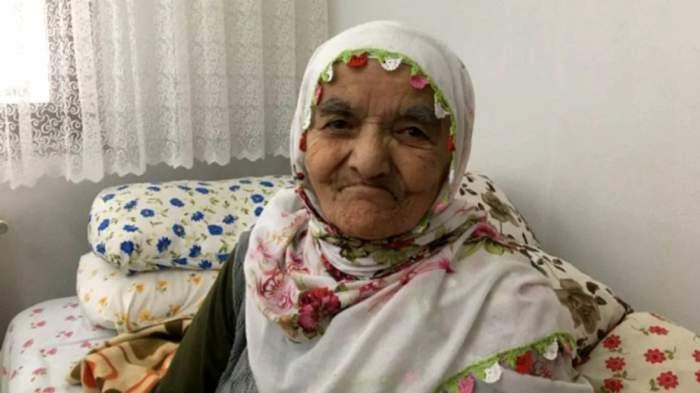 Turcoaica de 116 ani, vindecată de COVID-19