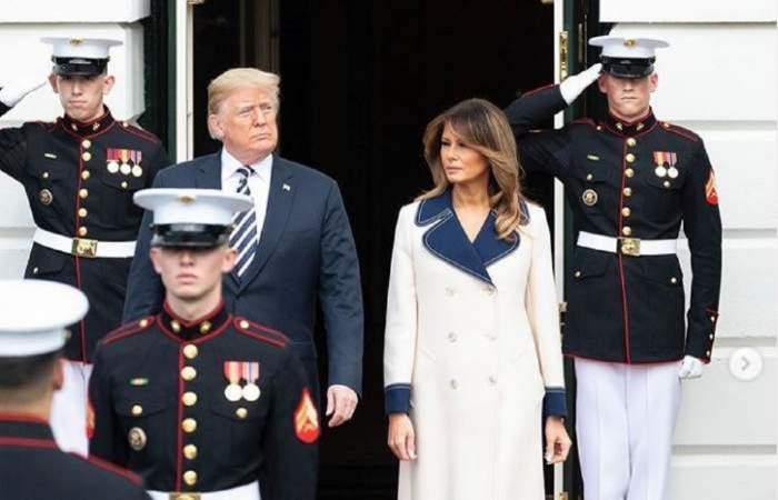 Donald și Melania Trump urmează să se mute înapoi în Florida
