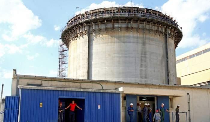 incendiu centrala nucleara cernavoda