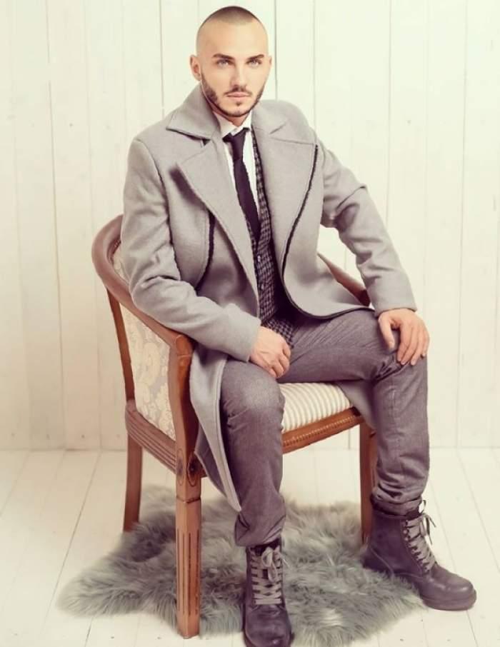 Mihai Trăistariu pe scaun