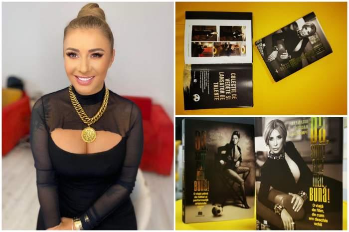Anamaria Prodan își va lansa cărțile autobiografice, chiar de ziua ei! Câți ani împlinește mâine faimoasa impresară
