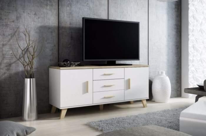 5 sfaturi pentru alegerea unei comode TV