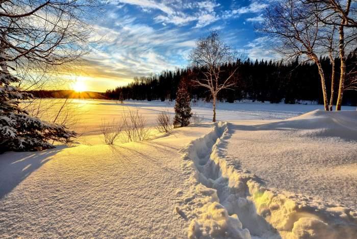 Cum va arăta vremea de Crăciun și Revelion! Sărbătorile de iarnă vin cu temperaturi surprizătoare