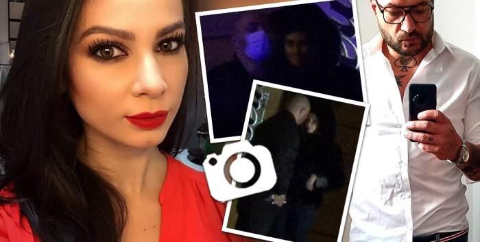 """Cel mai nou cuplu din showbiz! Iuliana Luciu, """"cadoul"""" de la Moș Crăciun pentru Cristi Mitrea! """"Porumbeii"""", sărut pasional și atingeri interzise într-un restaurant de fițe din Capitală / PAPARAZZI"""