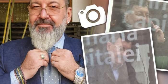 Dan Nicorescu, aroganțe de milioane! E plin de bani în portmoneu, dar la ospătar abia îi lasă un leu / PAPARAZZI