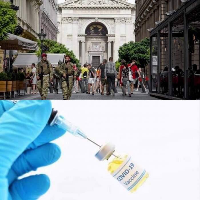 Ungaria, prima țară din Uniunea Europeană care a început campania de vaccinare