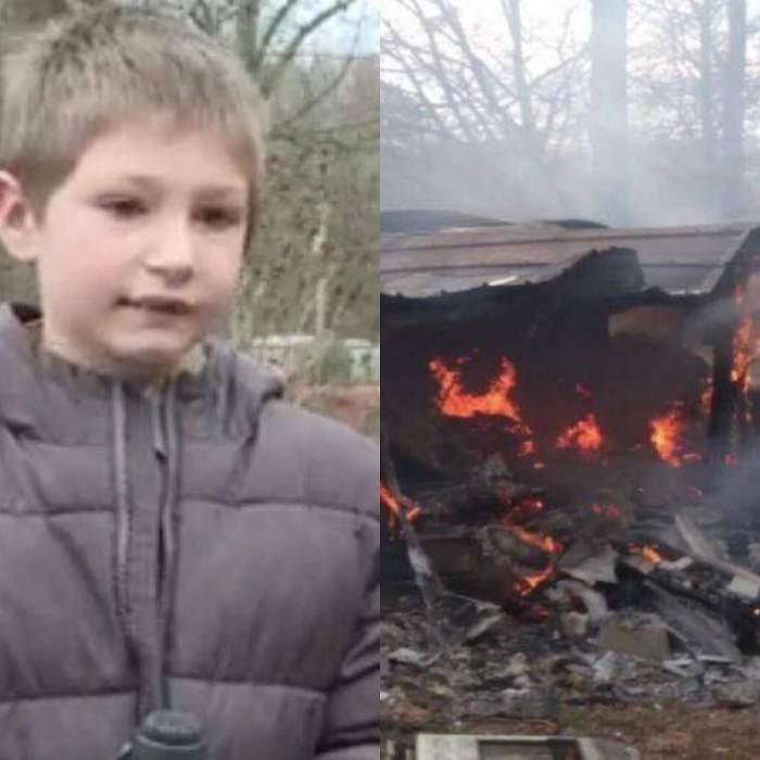 Băiețelul a ajuns erou după ce și-a salvat surioara în vârstă de doar 2 ani!