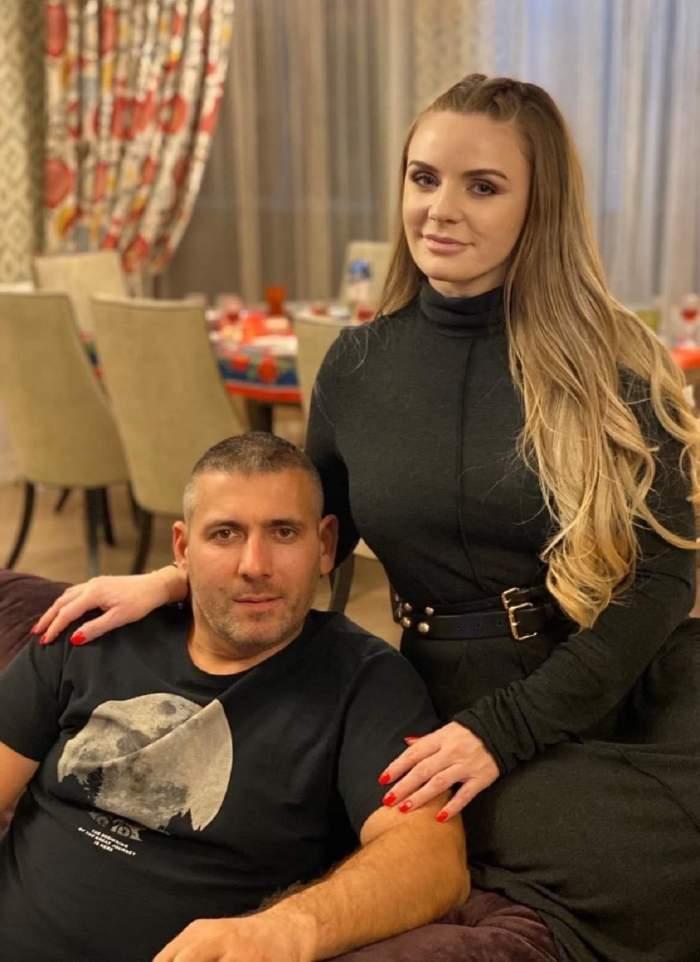 Soțul Marcelei Fota a murit în urma unui infarct
