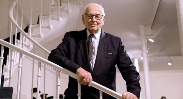 Prierre Cardin, creatorul de modă francez a decedat