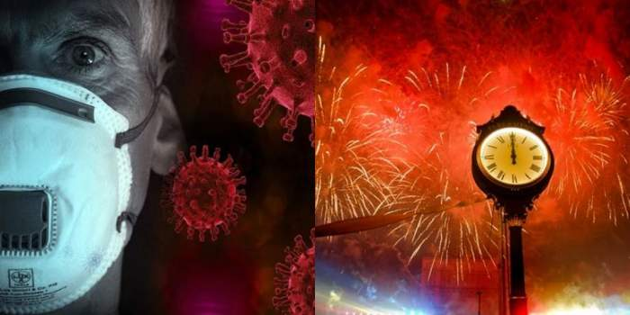 colaj coronavirus revelion