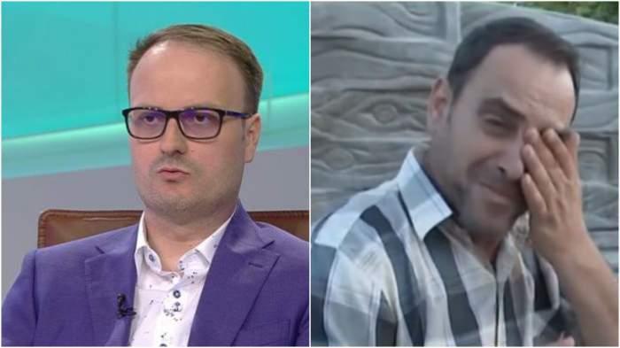 Colaj cu Alexandru Cumpănașu/ tatăl Luizei Melencu în vremea în care trăia.