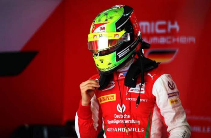 Fiul lui Michael Schumacher, Mick Schumacher este pilot de curse