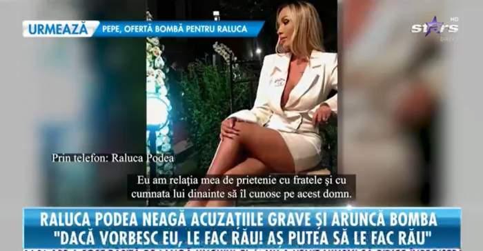 """Raluca Podea îl acuză pe Florin Pastramă de infidelitate! Ce face soțul lui Brigitte când ea nu este prin jur: """"Nu știu de ce mă tot sună"""""""