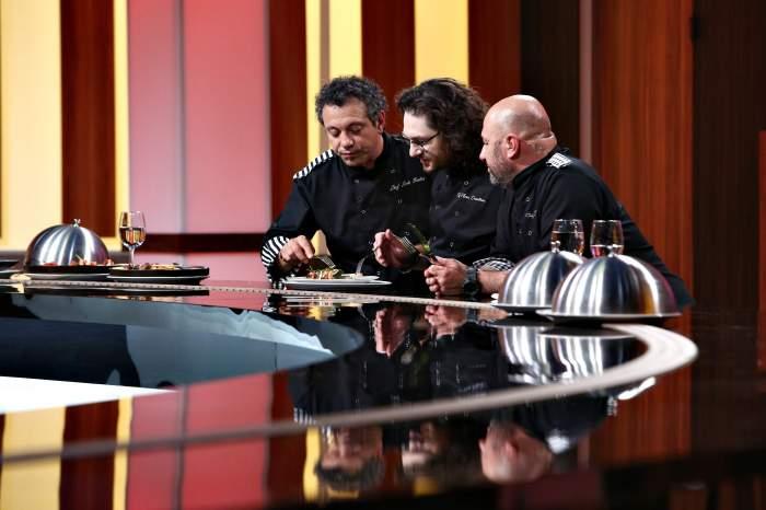 Cei trei chefi de la show-ul Antenei 1