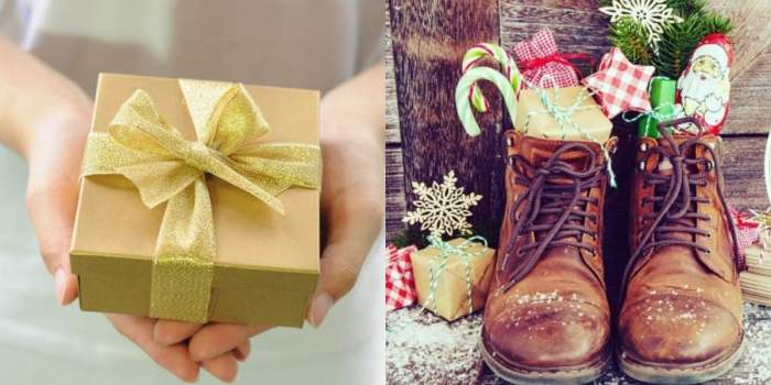 Ghetuță cu cadouri