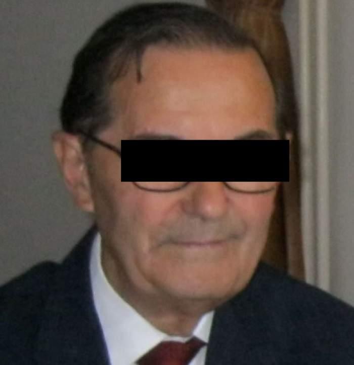 Pallai Vasile Iosif Ștefan, doctorul din Satu Mare răpus de coronavirus. Acesta poartă un sacou albastru închis și o cămașă albă.