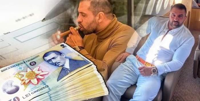Alex Bodi învârte banii cu lopata, dar de fetițele lui a uitat! Milionarul le plătește copiilor pensie alimentară doar când își aduce aminte! Informații exclusive