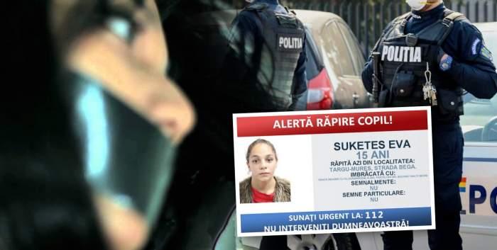 Anunțul incredibil făcut de Ministerul de Interne, în cazul fetei care a fost răpită de pe stradă / Document exclusiv