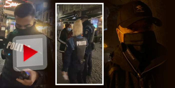 EXCLUSIV / Afacerist celebru, scandal penal, din cauza măștilor / Reacție incredibilă a Poliției Capitalei