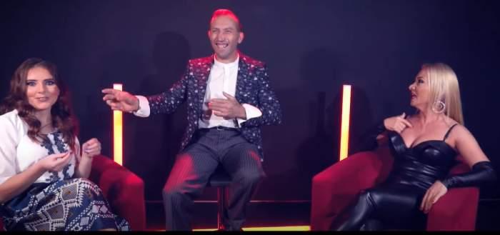 Vulpița și Viorel alături de Liliana Moise în noul clip