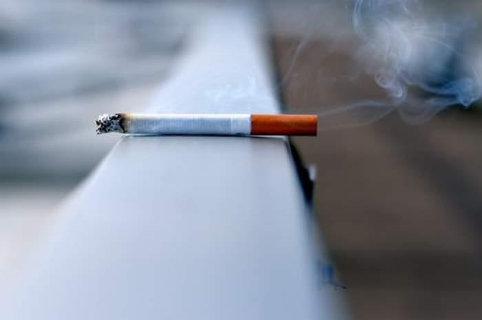 Țigară aprinsă