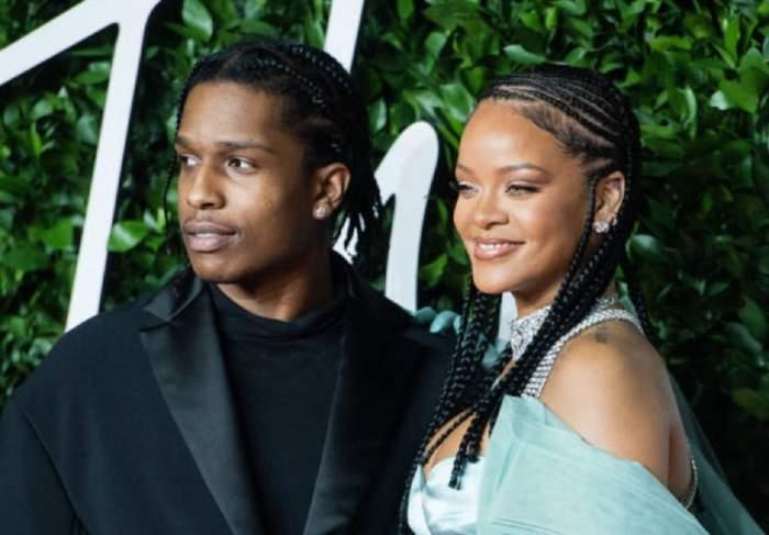 A$AP Rocky este noul iubit al Rihannei